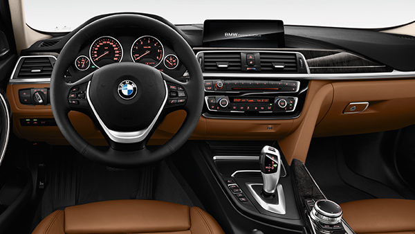 BMW SERIE 3 TOURING completo