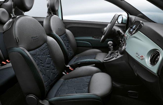 FIAT 500 IBRIDA completo